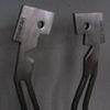 Eisenfigur, Eisen zart, Stahlskulptur, Stahl