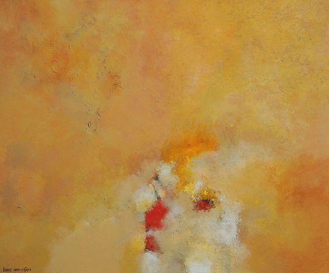 Lyrical, Abstrakt, Acrylmalerei, Malerei,
