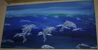 Meer, Wasser, Malerei