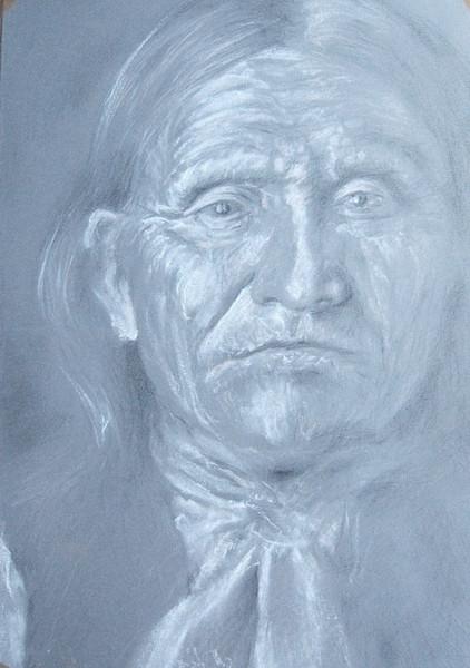 Portrait, Zeichnung, Zeichnungen, Hand