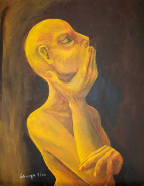 Malerei, Figural, Betrachter