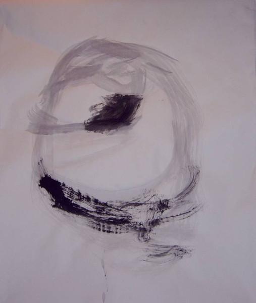 Zeichnung, Zeichnungen, Stein