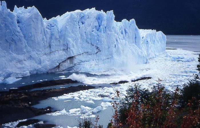 bild eis fotografie reiseimpressionen gletscher von harald wiegers bei kunstnet. Black Bedroom Furniture Sets. Home Design Ideas