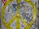 Abstrakt, Ölmalerei, Beschriftung, Ausstellung