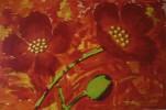Blumen, Blüte, Malerei, Stillleben