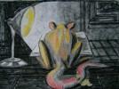 Malerei, Ratte