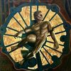 Feuer, Gemäldegalerie, Mythos, Der gefesselte prometheus
