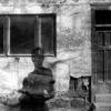 Altenheim, My shadow, Monochrom, Fotografie