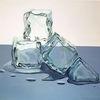 Eis, Transparenz, Eiswürfel, Kalt