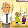 Karikatur, Weihnachten, Cartoon, Räuchermann