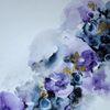 Nass, Schicht, Aquarellmalerei, Abstrakt