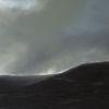 Schottland, Düster, Ölmalerei, Wolken