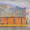 Elbphilharmonie, Hamburg, Photoshop, Fotografie