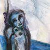 Menschen, Keinrot, Surreal, Malerei