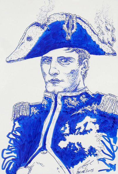 Zeichnungen, Napoleon