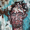 Gesicht, Portrait, Vincent van gogh, Malerei