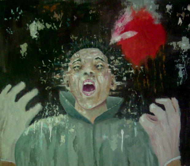 Streetart, Malerei