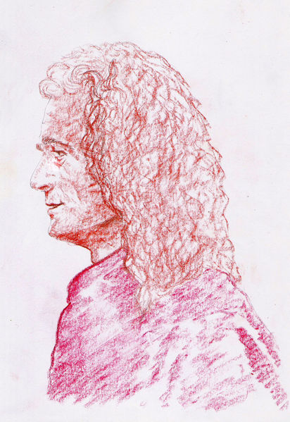 Profil, Zeichnung, Pastellmalerei, Portrait, Kreide, Zeichnungen