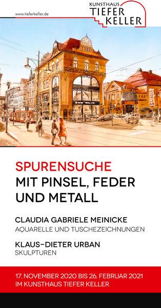 Kunsthaus, Ohneeintritt, Tieferkeller, Ausstellung, Merseburg, Ohnevernissage