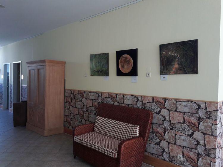 Ausstellung, Templin, Hotellandsitz, Vernissage, Dargersdorferstr, Pinnwand
