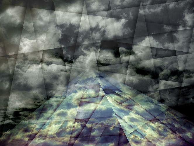 Schatten, Surreal, Angled, Konstruktion, Forces, Natur