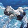 Unterwasser, Spiegelung, Lungenspiegel, Zeit