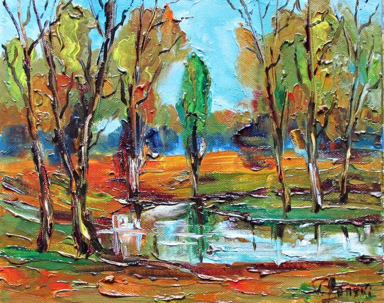 Malerei, Tag, Sonnig