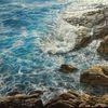 Fotorealismus, Meer, Mittelmeer, Welle