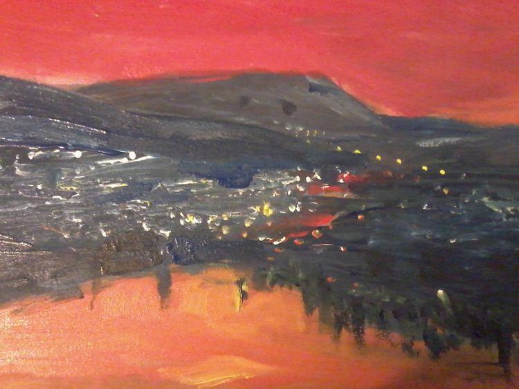 Ödemis, Malerei