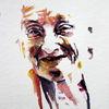Menschen, Portrait, Frau, Ausdruck