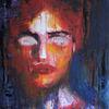 Menschen, Abstrakt, Gesicht, Figurativ