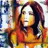 Portrait, Menschen, Farben, Frau