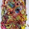 Dekoration, Farben, Abstrakt, Malerei
