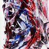 Abstrakt, Dekoration, Farben, Wandbild