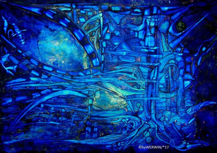 Blau, Unsichtbar, Wasser, Fisch, Mechanik, Kreaturen