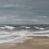 Sylt, Marinemalerei, Meer, Himmel