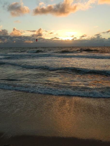 Himmel, Surfen, Sylt, Strand, Fotografie, Meer