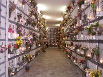 Architektur, Fotografie, Friedhof, Florenz