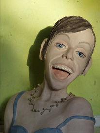 Skulptur, Tonplastik, Skuril, Figural