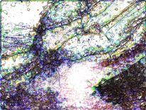 Grafik, Abstrakt, Digital, Computergrafik
