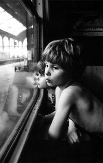 Eisenbahn, Fotografie, Sommer, Kinder