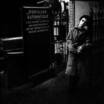 Junge, Frau, Fotografie, Paris