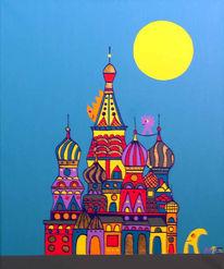 Malerei, Kathedrale