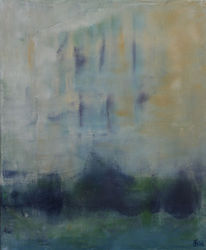 Venedig, Spachtel, Malerei
