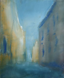 Spachtel, Malerei, Venedig