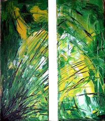 Abstrakt, Acrylmalerei, Dekoration, Malerei