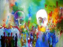 Malerei, Memoriam, Teil,