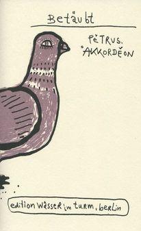 Titelblatt, Akkordeon, Cornelius brändle, Betäubt