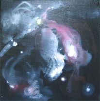 Malerei, Abstrakt, Universum