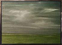 Wetter, Landschaft, Abend, Malen